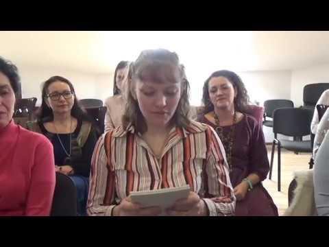 Фрагмент занятий с Романом Гирейло – Земля. Древо Жизни (Нижний Новгород)