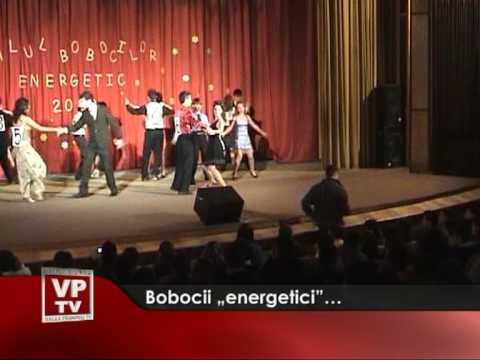 "Bobocii ""energetici""…"