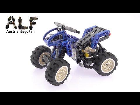 Vidéo LEGO Technic 8282 : Le quad