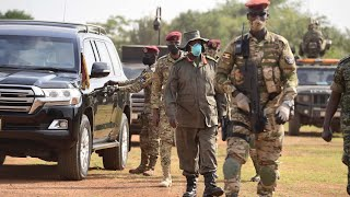 Museveni passes out 171 UPDF Commando Worriers specialized in counter terrorism operations