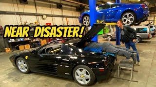 My Ferrari Almost Caught Fire Again, and Other Broken Hoopties