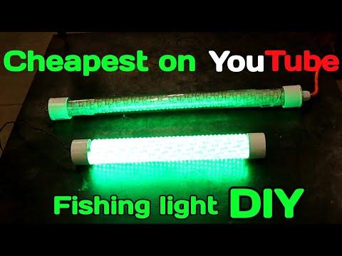 LED Fishing Light DIY