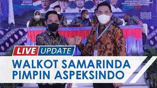 Walkot Samarinda Terpilih Pimpin Aspeksindo dalam Munas di Belitung, Bupati PPU Beri Pesan & Harapan