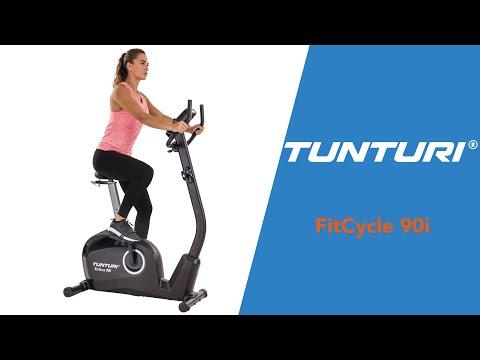 Promovideo: Rotoped TUNTURI Fitcycle 90i