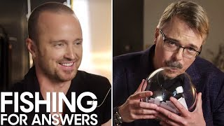 Vince Gilligan & Aaron Paul: 'El Camino: A Breaking Bad Movie,' Bryan Cranston Pranks & More | THR