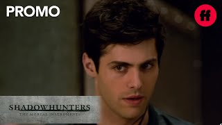 Shadowhunters | Season 2, Episode 12 Promo: You Are Not Your Own | Freeform