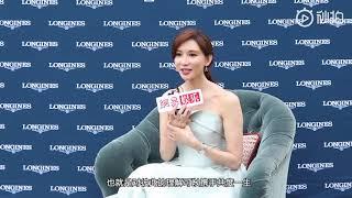 林志玲回應婚後的生活和工作平衡