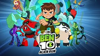 BEN 10 ALIEN RUN - Gameplay Walkthrough Part 1 Android - Episode 1 Level 1 and 2