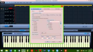 How To Set Up Your Midi Controller In Magix Music Maker