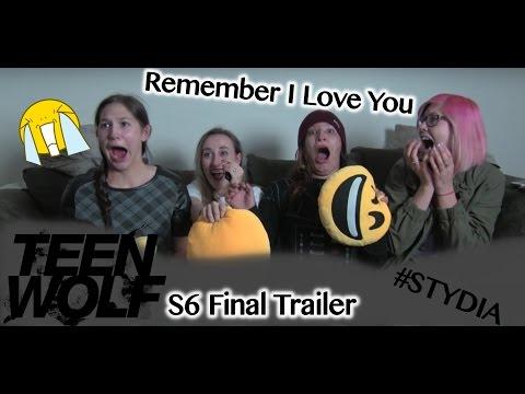Teen Wolf Season 6 Trailer (Reuploaded)