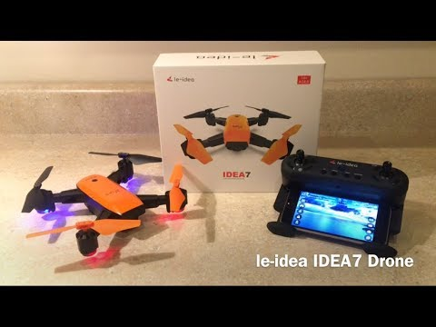 le-idea IDEA7 Drone Review
