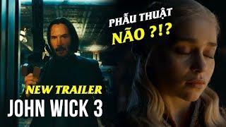 Phê Phim News: JOHN WICK 3 TRAILER MỚI   MẸ RỒNG PHẪU THUẬT NÃO?   PET SEMATARY bị CẤM CHIẾU!