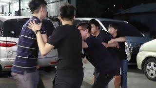 【K-WAX】肉羹哥和老闆打架? 不認真洗車的下場!