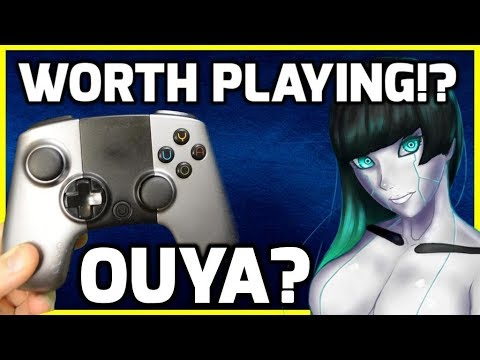 Ouya Console Worth Playing in 2018!? - History, Review & Retrospective