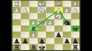Chess Trap 6 (Czech-Pirc Defense)