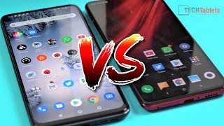 Xiaomi Redmi K20 Pro vs Asus Zenfone 6 ZS630KL Comparison - Value Flagship Battle!