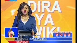 Rais Uhuru Kenyatta na Naibu William Ruto waendelea kuuza sera zao katika maeneo ya Kitui