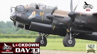 BIG JETS FROM HOME: DAY THIRTY THREE (Part 2) - LANCASTER NX611