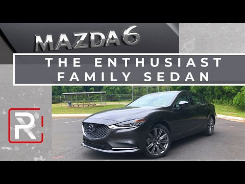 The 2020 Mazda6 Signature Turbo is Still the Family Sedan For Enthusiasts