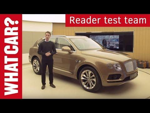 2016 Bentley Bentayga - readers review Bentley's new ultra-luxury SUV