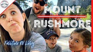Mount Rushmore National Memorial Family Tour