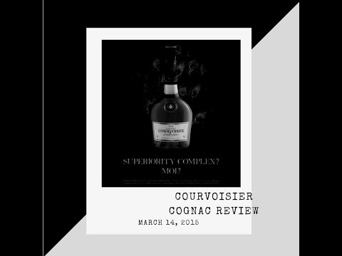 Courvoisier Cognac Review – On The Rocks