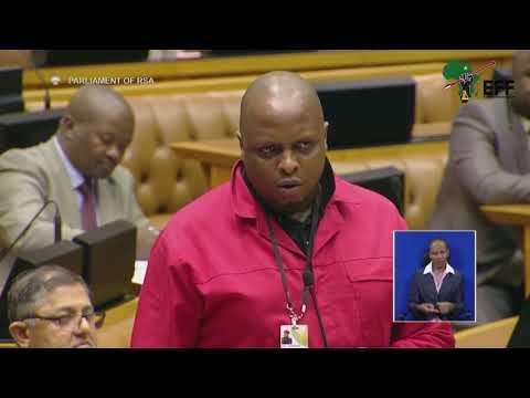 DP Floyd Shivambu Follow up Question to Deputy President David Mabuza