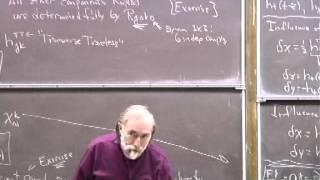 Weak Gravitational Waves In Flat Spacetime (2/6) By Kip Thorne - GW Course: Astro-gr.org