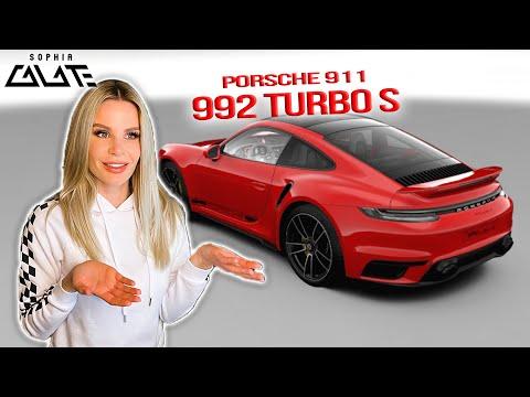 So würde ich meinen neuen Porsche 992 Turbo S konfigurieren