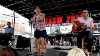 UTG TV: Fun - All Alright (Live @ SXSW 2012)