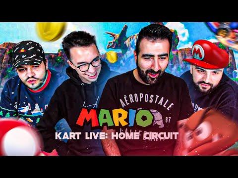 On a testé Mario Kart LIVE: Home Circuit et c'est fou!