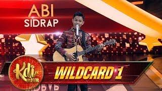 Adem Bener Nih Abi Bawain Lagu [YA MAULANA] Sambil Maen Gitar - Gerbang Wildcard 1 (3/8)
