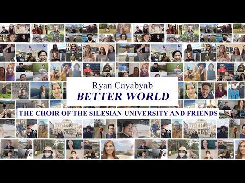 """Niški hor SKC-a zajedno sa pevačima iz sveta izvodi pesmu """"Better world"""""""