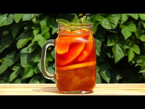 Peach Iced Tea Whiskey