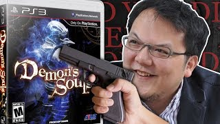 Demon's Souls Is Dead