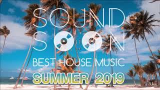 MUSICA DA SPIAGGIA ESTATE 2019 - 🌴 Melodic & Tropical Deep House   Summer 2019 Mix