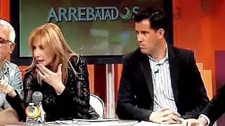 preview picture of video 'Veppex Vicente P. en Arrebatados por America TeVe. Fraude en Venezuela.'