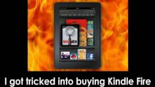 Kindle Fire Sucks Song