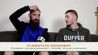 "Red The Future talks | Irish rap | His Name | Flowstate Movement | His Single ""Lately"" And"
