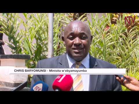 EMIVUYO KU TTAKA: Egiri mu Kampala gyogeddwa