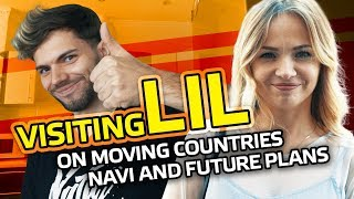 Visiting Lil: On moving countries, NAVI and future plans