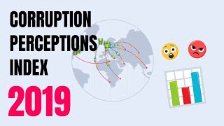 Thumbnail for Corruption Perceptions Index 2019   Transparency International