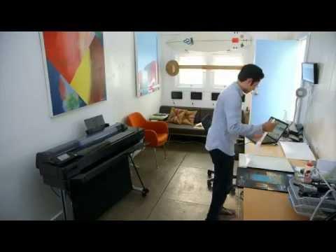 HP Designjet T520 Review: ZELLNERPLUS and HP Designjet ePrint Share