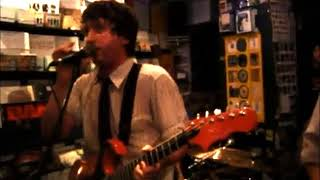 The Young Knives - She's Attracted To - August 2006 - at Banquet Records