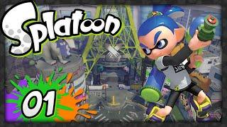 Splatoon Wii U Octolings Invasion! Octopus Girl Single