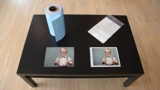 No Ink! Darkroom Printing