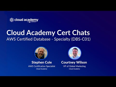 AWS Certification: How to pass the AWS Certified Database ...