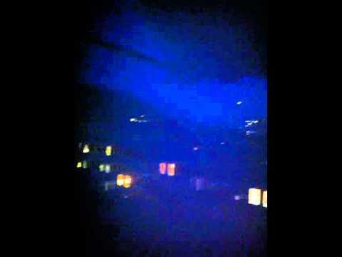 Real UFO alien caught on tape 2#
