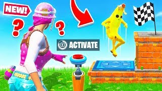 NEVER ENDING DUO DEATHRUN *NEW* Game Mode in Fortnite Battle Royale