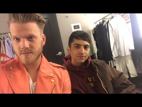 PENTATONIX Live Stream: Hanging with Scott and Mitch